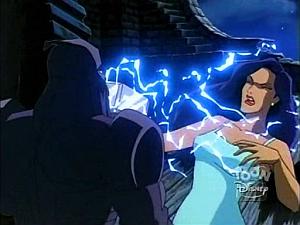 Disney Gargoyles - the Journey - elisa zapped by castaway