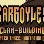 slg gargoyles - clan building 3 - invitation only - title