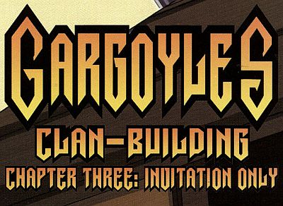 slg gargoyles - clan building 3 - invitation only - title