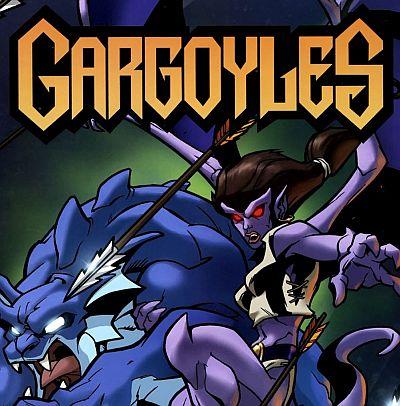 slg gargoyles - clan building 5 - bash - title